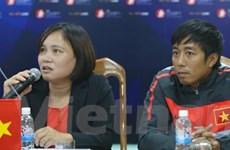 U19 nữ Việt Nam có thêm động lực vì kết quả tưng bừng của đội nam