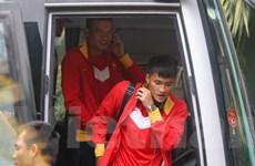 Tuyển Việt Nam: Trở về Hà Nội, hướng tới AFF Suzuki Cup 2014
