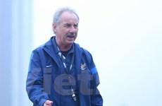 Indonesia chưa vội vã sa thải huấn luyện viên Alfred Riedl