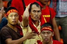 CĐV Malaysia xin lỗi người Việt Nam vì bạo lực trên sân Shah Alam