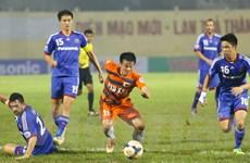 Văn Quyến trở lại sân cỏ cùng XSKT Cần Thơ tại V-League 2015