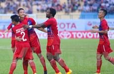 Công Vinh vắng mặt, Bình Dương vẫn giành Siêu Cúp quốc gia 2014