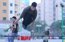 Parkour Việt Nam: Bước chân tự do của những vũ công đường phố