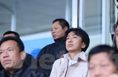 Ông Miura trở lại, dự khán trận Hà Nội T&T và Hoàng Anh Gia Lai