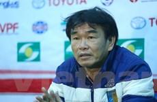 HLV Phan Thanh Hùng: Trọng tài yếu kém và thiếu bản lĩnh