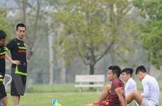 Hàng loạt ngôi sao Olympic Việt Nam đồng loạt chấn thương
