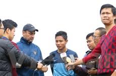 Đội trưởng U19 Indonesia tái đấu Công Phượng tại Mỹ Đình