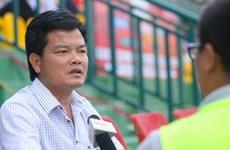 Huấn luyện viên Nguyễn Văn Sỹ tạm biệt XSKT Cần Thơ