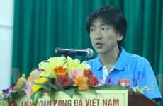 Huấn luyện viên Miura tuyên bố muốn Olympic Việt Nam đánh bại Nhật Bản