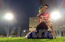 Olympic Việt Nam: Chỉ còn một mình Duy Mạnh chấn thương