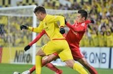 Giành 1 điểm an ủi, Becamex Bình Dương tạm biệt AFC Champions League
