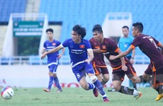 Tuấn Anh trở thành cái tên thứ 10 dính chấn thương ở U23 Việt Nam