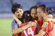 Nước mắt cho chiến công nửa thập kỷ của bóng đá nữ TP. Hồ Chí Minh
