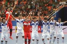 Đánh bại nhà vô địch Iraq, Thái Sơn Nam giành hạng Ba châu Á
