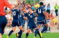 Đội tuyển tí hon Guam viết truyện cổ tích ở vòng loại World Cup
