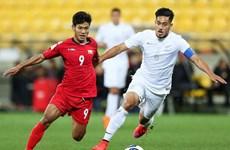 [Video] Myanmar xuất sắc cầm hòa đội tuyển từng dự World Cup
