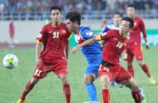 Hủy trận giao hữu giữa đội tuyển Việt Nam với Philippines