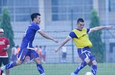 Huấn luyện viên Miura trao cơ hội cho cầu thủ Việt kiều thứ hai