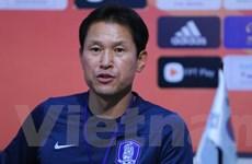 HLV U19 Hàn Quốc khen Công Phượng và đồng đội chơi giống Thái Lan