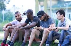 Ngoại binh HAGL từng dự World Cup U20, là đồng đội cũ của David Luiz