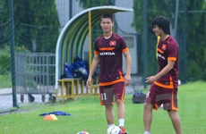 U23 Việt Nam đón Duy Mạnh trở lại, Tuấn Anh sắp hồi phục