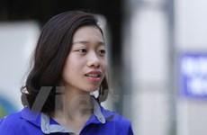 Hà Thanh sẽ biểu diễn cùng các ngôi sao Khiêu vũ thể thao ở Hà Nội