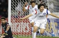 U23 Hàn Quốc đã toan tính về màu huy chương Olympic Rio