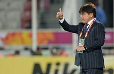 HLV Teguramori: Tôi chưa từng tin rằng U23 Nhật Bản sẽ bại trận