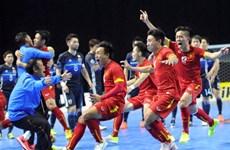 Hành trình kỳ diệu đến World Cup của Futsal Việt Nam
