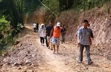 Đường Đồng Mậm: Con đường của hy vọng đã trở thành hiện thực