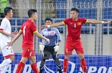 Sông Lam Nghệ An có nhiều cầu thủ nhất trong tuyển Việt Nam