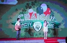 """Trải nghiệm văn hóa Ireland tại ngày hội """"Craic On"""" ở Hà Nội"""