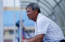Huấn luyện viên Lê Thụy Hải bị phạt nặng, cấm chỉ đạo 2 trận