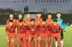 Đối đầu Australia, lịch sử đứng về phía U16 Việt Nam