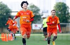 Thầy trò Mai Đức Chung hạ quyết tâm vô địch giải nữ Đông Nam Á
