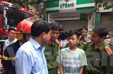 Chủ tịch UBND Hà Nội trực tiếp chỉ đạo vụ sập nhà Cửa Bắc