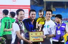 HLV Chu Đình Nghiêm: Mùa giải 2016 kịch tính nhất lịch sử V-League