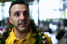 HLV Bruno kể về hai cột mốc vinh quang của Futsal Việt Nam ở World Cup