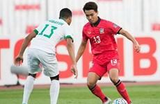 Thua 2 trận, Thái Lan hết hy vọng ở giải châu Á 2016