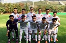 Văn Quyết lập cú đúp, tuyển Việt Nam thắng đội 2 của FC Seoul