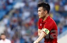 Công Vinh trở lại ấn tượng với cú đúp cho đội tuyển Việt Nam