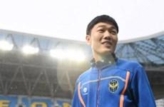 Xuân Trường có nhiều cơ hội đá chính tại Gangwon FC