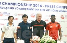 Đối thủ của SHB Đà Nẵng có sáu người vừa dự bán kết AFF Cup 2016