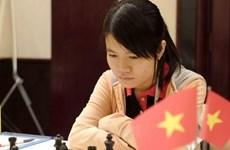 Phạm Lê Thảo Nguyên vào vòng hai World Cup cờ vua nữ 2017