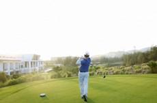 1500 golf thủ tranh 60 tỷ tiền thưởng tại giải đấu ở Quy Nhơn