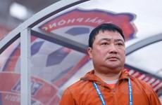 HLV Trương Việt Hoàng: Không có khán giả là thiệt thòi của Hải Phòng