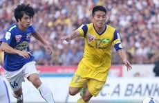 Lịch thi đấu và trực tiếp vòng 10 V-League: SLNA - HAGL đại chiến