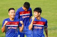 Vắng 3 trụ cột, thời kỳ mới đã mở ra với đội tuyển Việt Nam
