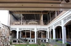 [Photo] Cận cảnh khách sạn cổ kính của tuyển Việt Nam ở Tajikistan