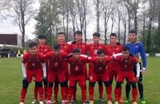 Đội dự bị U20 Việt Nam dễ dàng đánh bại U21 Roda JC